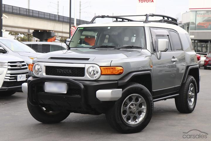 Toyota FJ Cruiser cars for sale in Australia - carsales com au