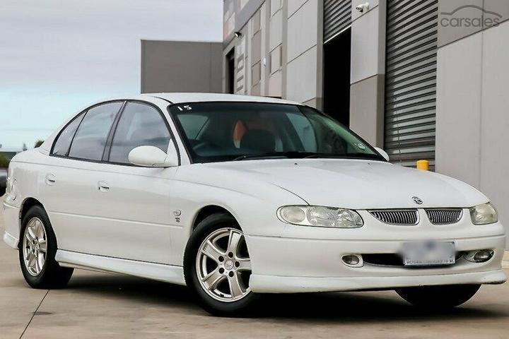 Holden Commodore S VX II cars for sale in Australia