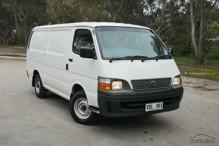 Toyota Hiace RZH113R cars for sale in Australia - carsales