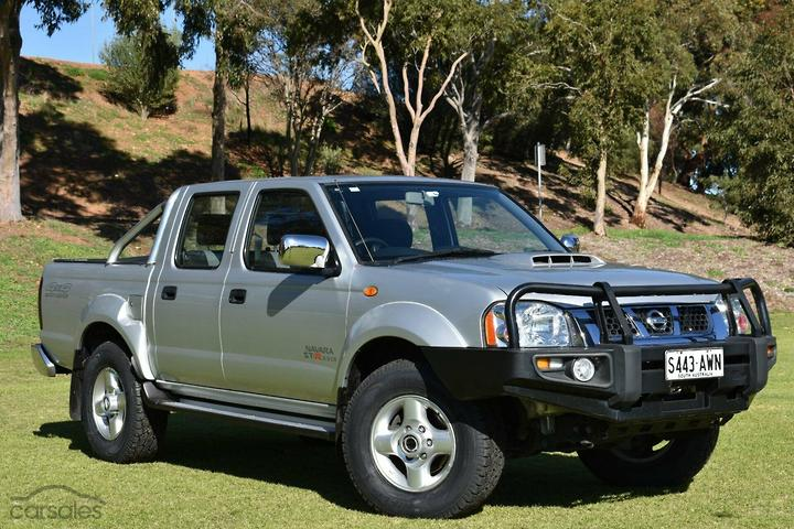 Nissan Navara D22 Turbo Intercooled cars for sale in