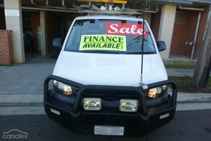Van cars for sale in Australia - carsales com au