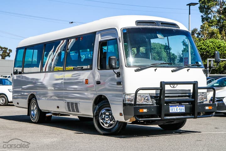 Toyota Coaster cars for sale in Australia - carsales com au