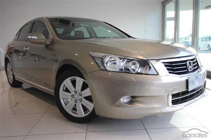 Honda Accord V6 Luxury cars for sale in Australia - carsales