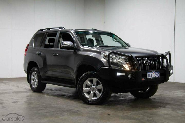 Toyota Suv Grey Cars For Sale In Australia Carsales Com Au