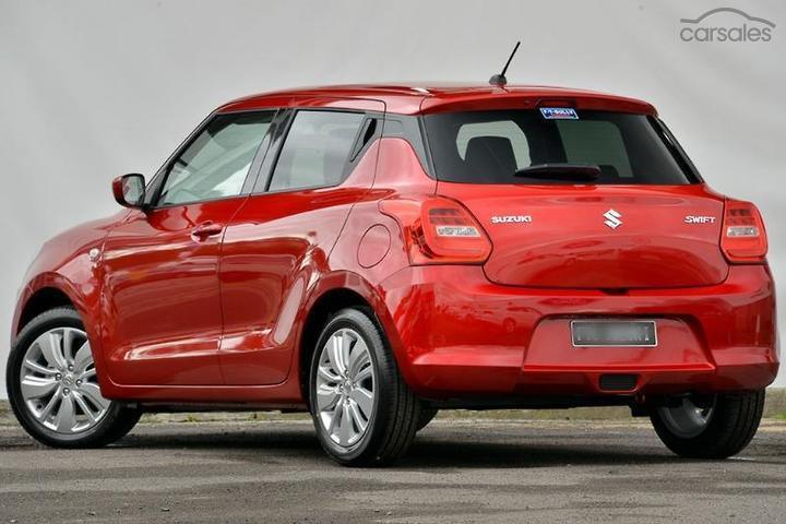 Suzuki Swift Red cars for sale in Australia - carsales com au