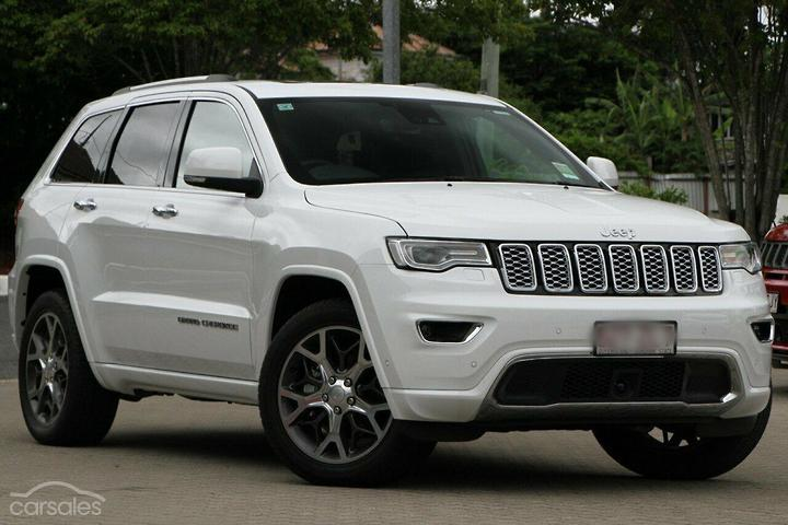 Demo And Near New Jeep Grand Cherokee Overland Cars For Sale In