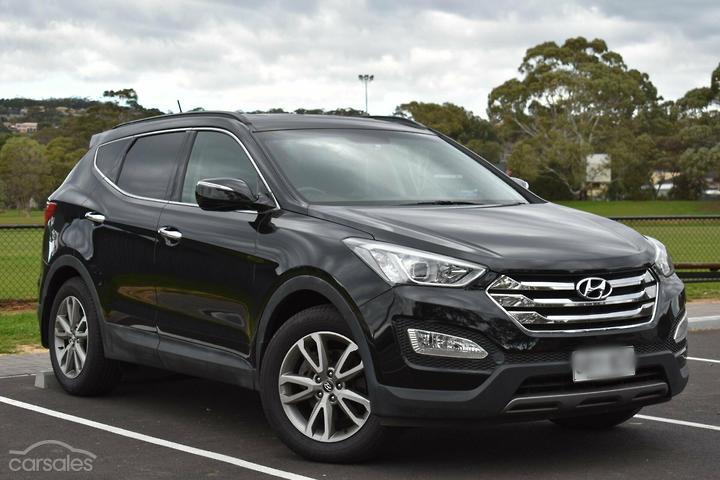 Hyundai Santa Fe Elite Cars For Sale In Australia Carsales Com Au