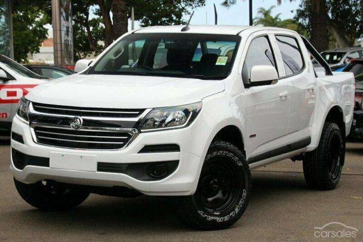 Holden Colorado LS cars for sale in Australia - carsales com au