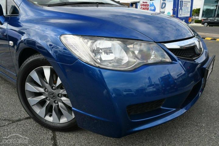 Honda Civic Manual cars for sale in Queensland - carsales com au