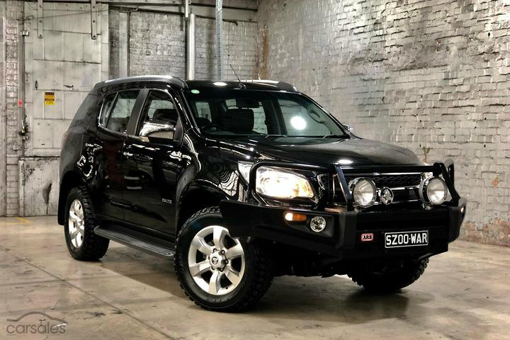 Holden Colorado 7 Cars For Sale In Australia Carsales Com Au