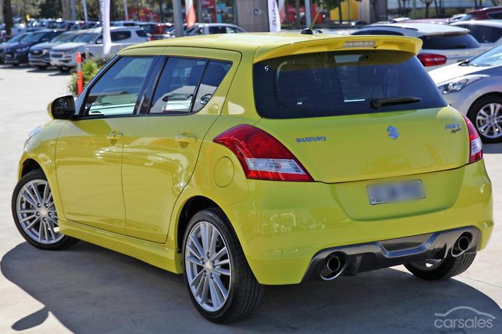 Suzuki Swift Yellow cars for sale in Australia - carsales com au