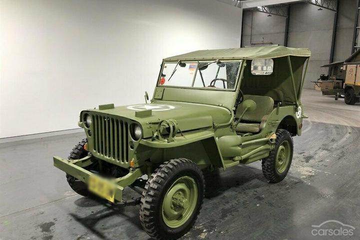 Willys Jeep cars for sale in Australia - carsales com au