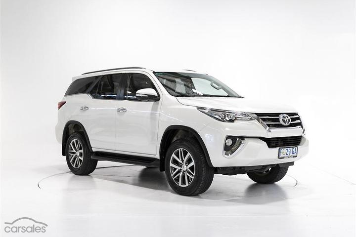 Toyota Fortuner Crusade cars for sale in Australia