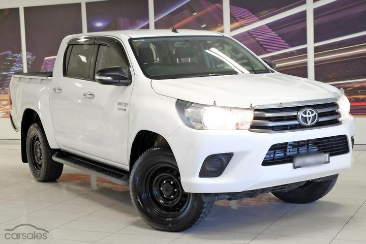 Toyota Offroad 4x4 cars for sale in Australia - carsales com au