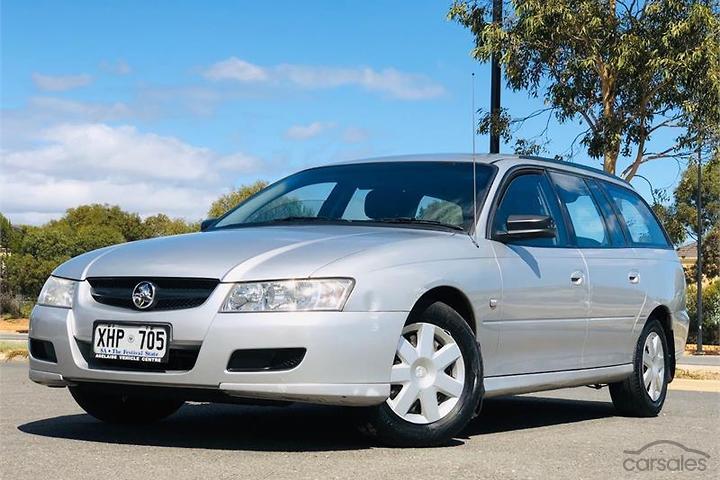 Holden Commodore VZ Wagon cars for sale in Australia - carsales com au