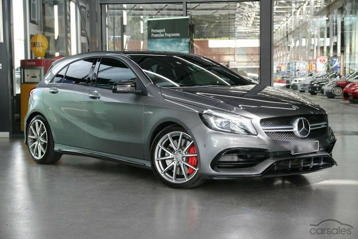 Mercedes-Benz A45 AMG cars for sale in Australia - carsales