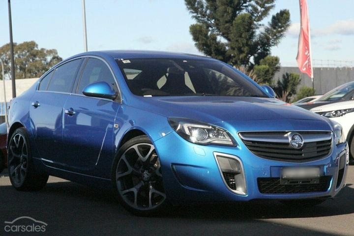 Holden Insignia cars for sale in Australia - carsales com au
