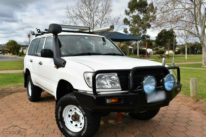 Toyota Landcruiser HZJ105R cars for sale in Australia - carsales com au