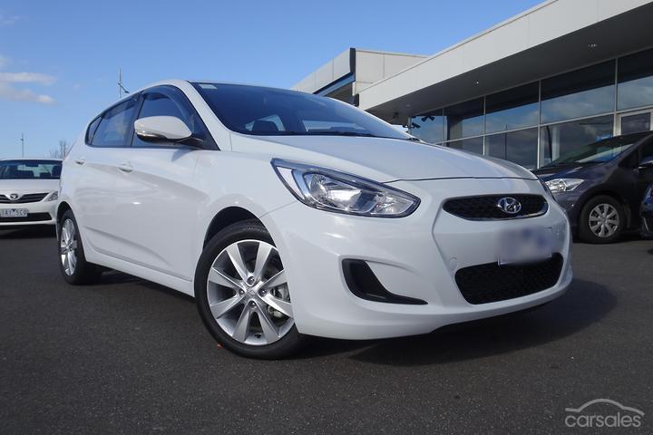 Hyundai Accent Cars For Sale In Victoria Carsales Com Au