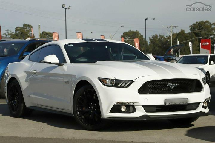 Ford 8 Cylinder cars for sale in Australia - carsales com au