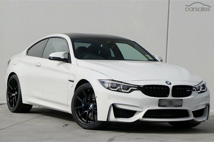 Bmw M4 White Cars For Sale In Victoria Carsales Com Au