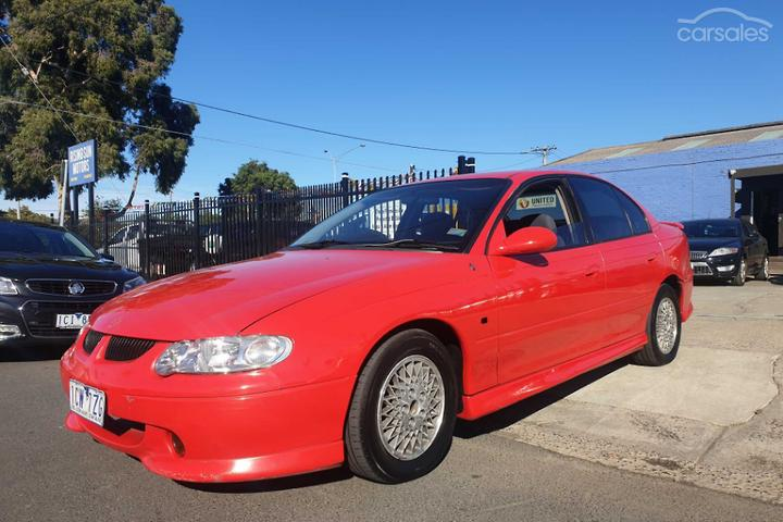 Holden Commodore S VX 6 Cylinder cars for sale in Australia