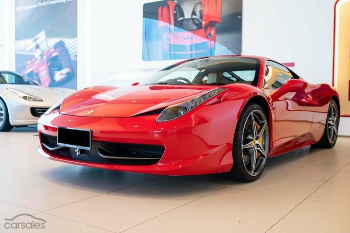 Ferrari 458 Italia cars for sale in Australia - carsales com au
