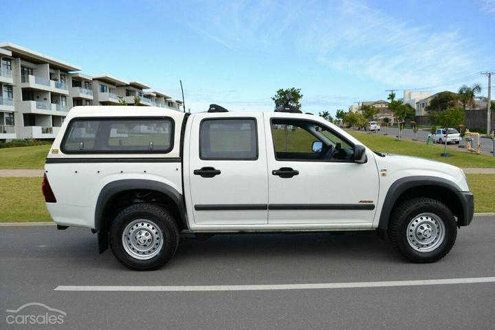 Holden Rodeo cars for sale in South Australia - carsales com au