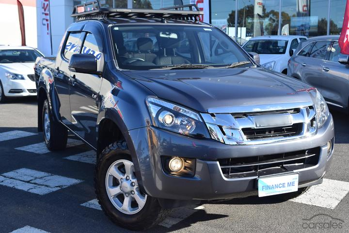 Isuzu D-MAX cars for sale in Australia - carsales com au