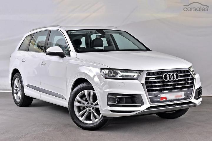 Audi Q7 cars for sale in Australia - carsales com au