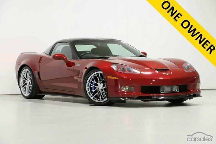Chevrolet Corvette Zr1 Cars For Sale In Australia Carsales Com Au