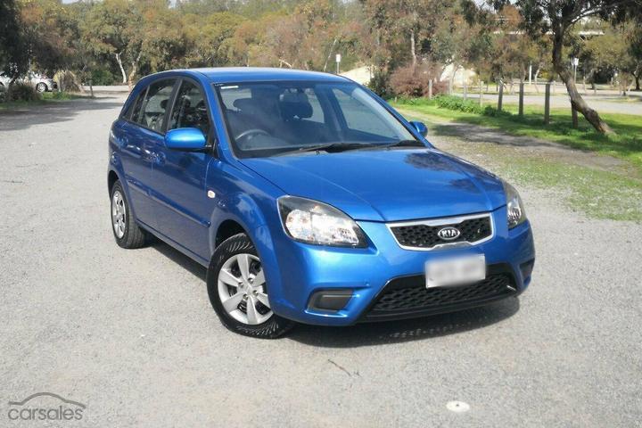 Kia Rio Blue cars for sale in Australia - carsales com au