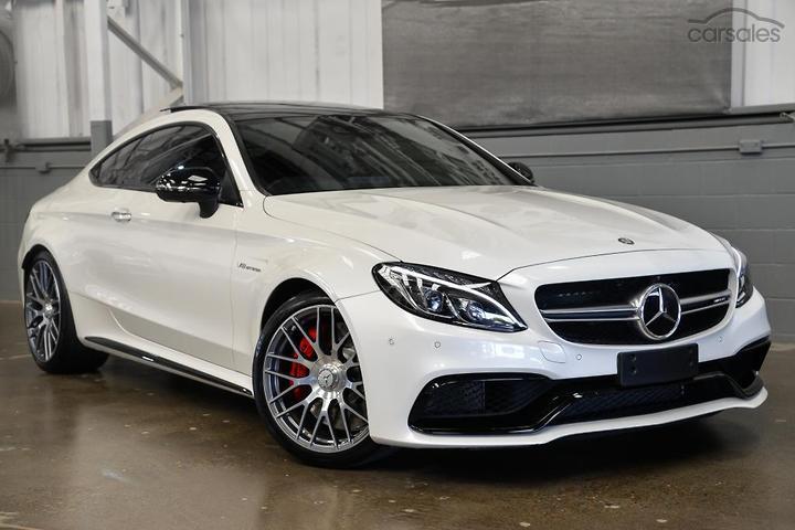 Mercedes-Benz C-Class C63 AMG S Coupe cars for sale in Australia -  carsales.com.au