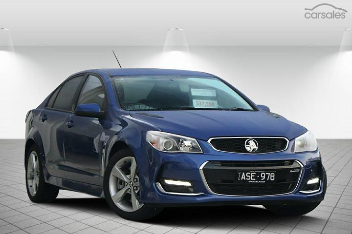 Holden Commodore SS cars for sale in Australia - carsales com au