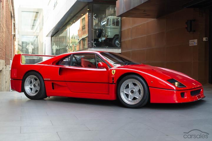 Ferrari F40 For Sale >> Ferrari F40 Coupe Cars For Sale In Australia Carsales Com Au