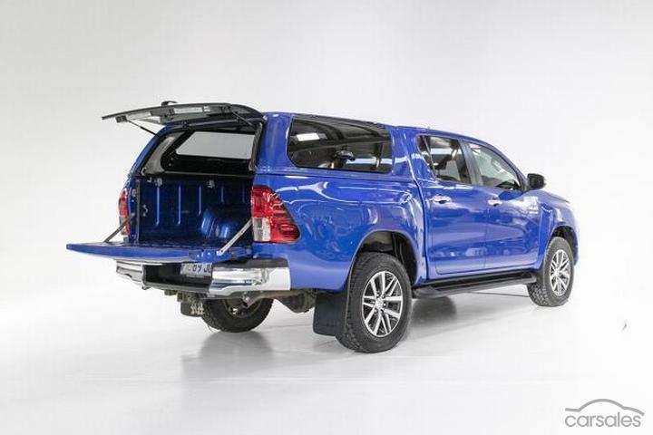Toyota Hilux cars for sale in Australia - carsales com au
