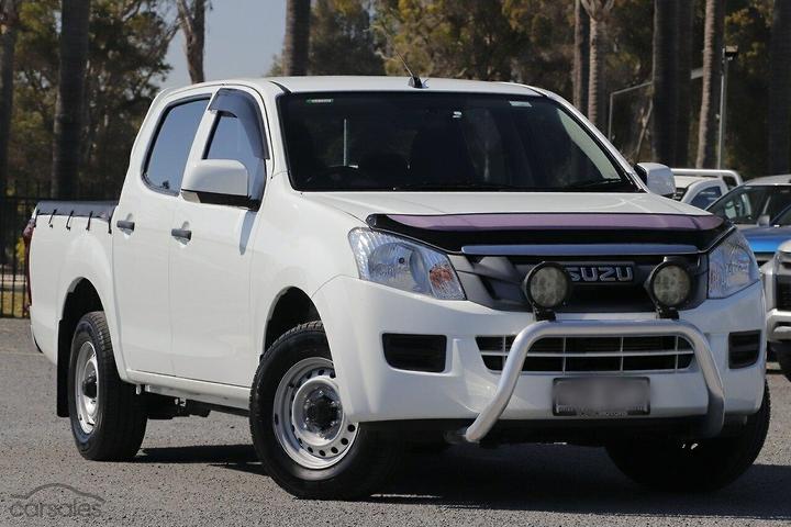 Isuzu D-MAX cars for sale in Queensland - carsales com au
