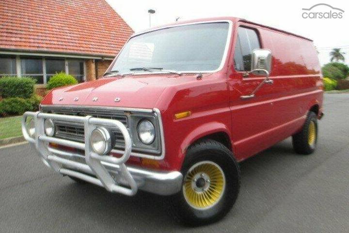 Ford Econoline cars for sale in Australia - carsales com au