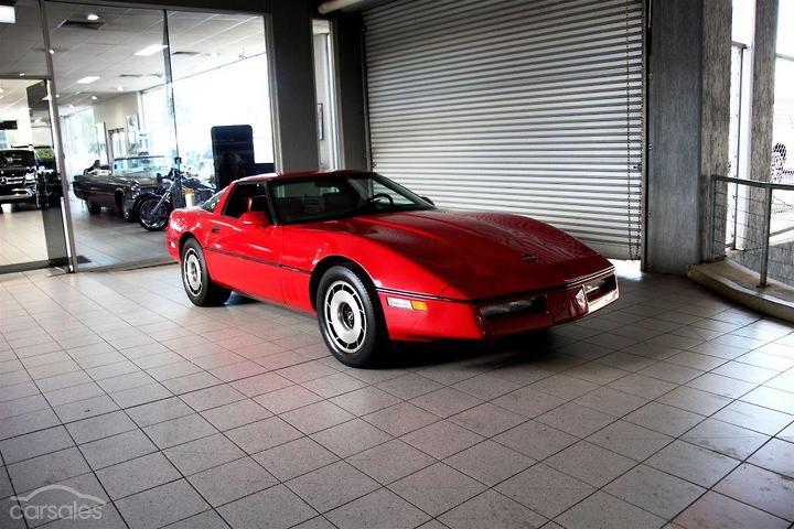 Chevrolet Corvette C4 Cars For In Australia