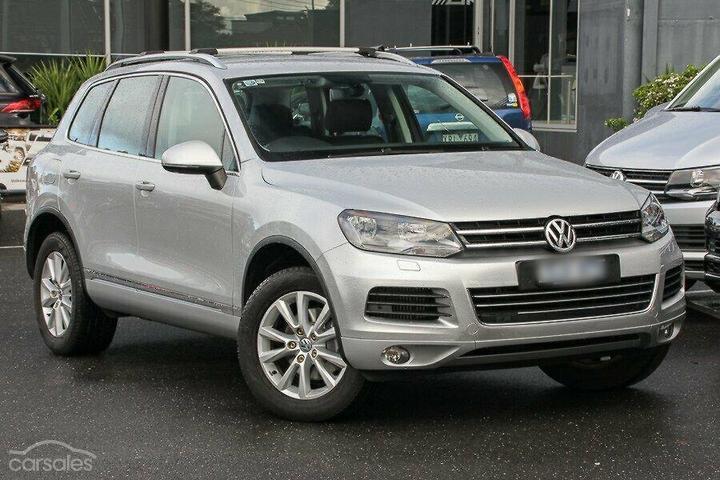 Volkswagen Touareg Cars For In Australia Au