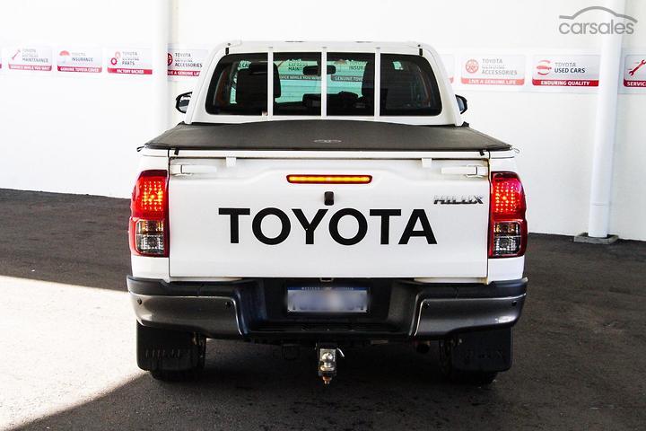 Toyota Hilux SR cars for sale in Australia - carsales com au