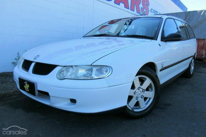Holden Commodore Executive VX II cars for sale in Australia