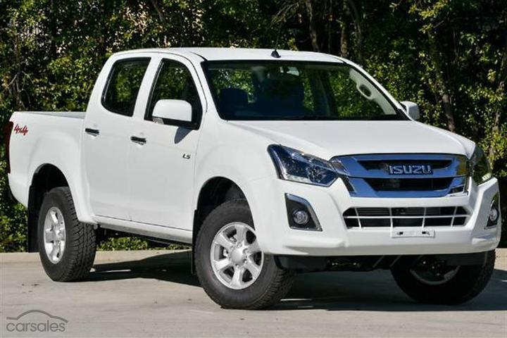 Isuzu cars for sale in Australia - carsales com au