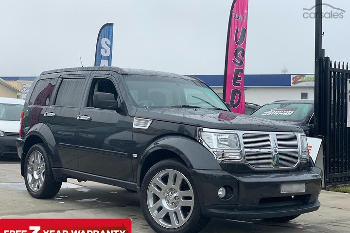 Dodge Nitro cars for sale in New South Wales - carsales com au
