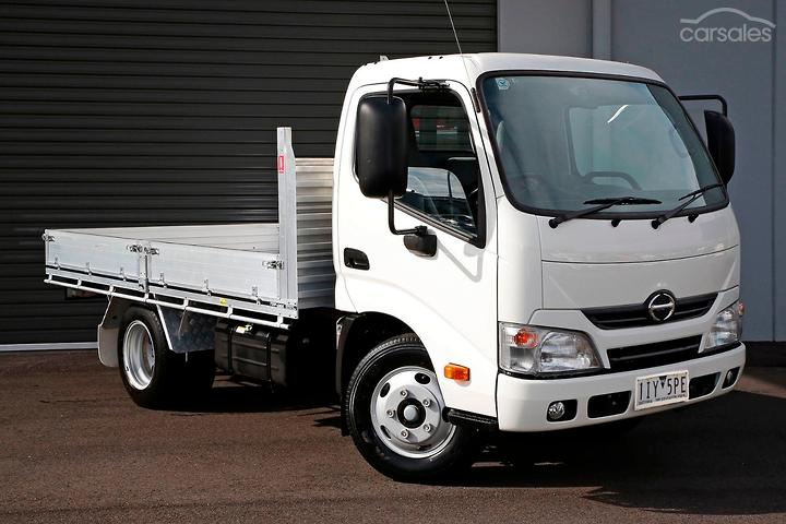 Hino Cars For Sale In Australia