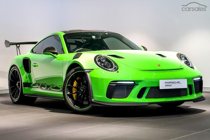 Porsche 911 Gt3 Rs Cars For Sale In Australia Carsalescomau