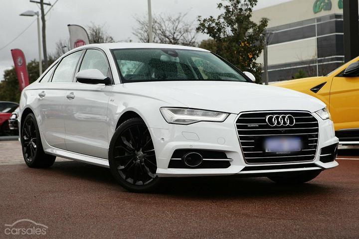 Audi A6 C7 Sedan White cars for sale in Australia - carsales