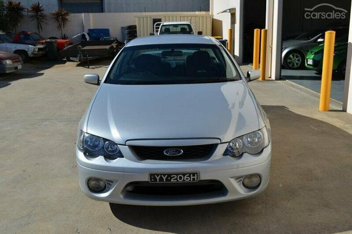 Ford Falcon BF Mk II cars for sale in Australia - carsales com au
