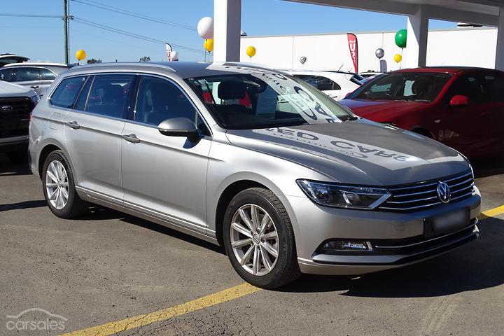 Volkswagen Passat Wagon cars for sale in Australia