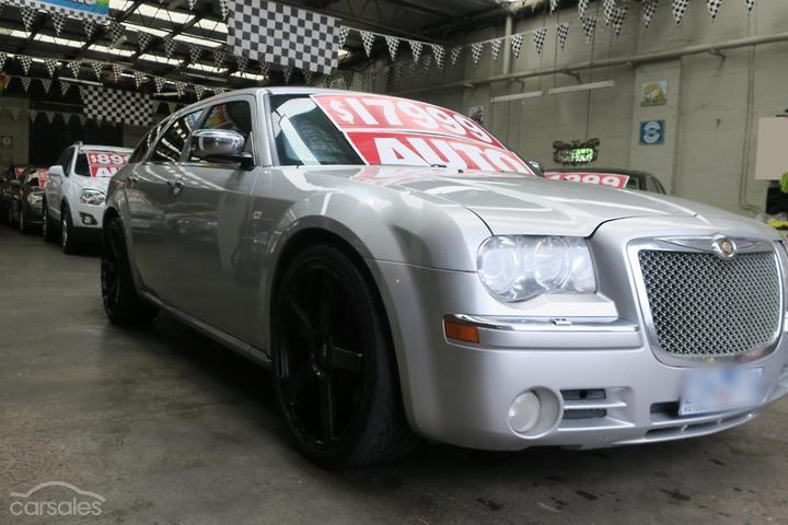Chrysler For Sale >> Chrysler Cars For Sale In Melbourne Victoria Carsales Com Au
